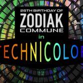 Zodiak Commune in Technicolor