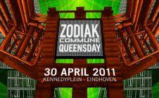 Zodiak Commune Queensday 2011